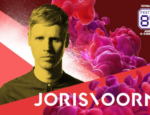 Techno hero Joris Voorn arrives to Festival 84!